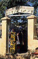 Afrique/Afrique de l'Ouest/Sénégal/Gorée : Centre artisanal Mareme M'Baye