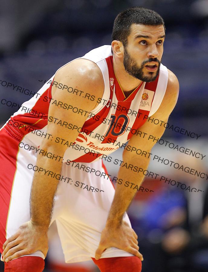 Kosarka ABA League season 2014-2015<br /> Crvena Zvezda v Igokea<br /> Branko Lazic<br /> Beograd, 15.12.2014.<br /> foto: Srdjan Stevanovic/Starsportphoto&copy;