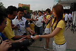 Suzuki sponsor activation during their AFF Suzuki Cup 2008. Photo by Stringer / Lagardere Sports