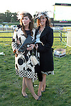 Catriona Begley, Tullyallen and Michelle O'Mahony, Drogheda at the Bellewstown Races...Photo NEWSFILE/Jenny Matthews.(Photo credit should read Jenny Matthews/NEWSFILE)....This Picture has been sent you under the condtions enclosed by:.Newsfile Ltd..The Studio,.Millmount Abbey,.Drogheda,.Co Meath..Ireland..Tel: +353(0)41-9871240.Fax: +353(0)41-9871260.GSM: +353(0)86-2500958.email: pictures@newsfile.ie.www.newsfile.ie.FTP: 193.120.102.198.