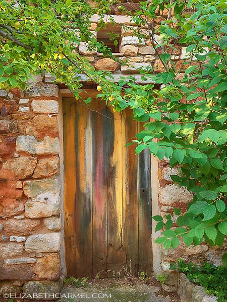 The Artist's Door