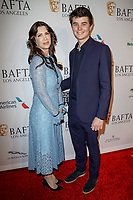 05 January 2019 - Los Angeles, California - Heather Porter, Henry Porter. the BAFTA Los Angeles Tea Party held at the Four Seasons Hotel Los Angeles.          <br /> CAP/ADM<br /> ©ADM/Capital Pictures