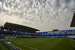 General view before La Liga Smartbank match round 39 between Malaga CF and RC Deportivo de la Coruna at La Rosaleda Stadium in Malaga, Spain, as the season resumed following a three-month absence due to the novel coronavirus COVID-19 pandemic. Jul 03, 2020. (ALTERPHOTOS/Manu R.B.)
