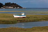 France, Côtes-d'Armor (22), Côte d'Emeraude, Plévenon,   Port-Nieux // / France, Brittany, Cotes-D'Armor,  Emeraude coast ,  Plevenon:  Port-Nieux