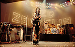 Led Zeppelin May 25th 1975 Jimmy Page at Earls Court<br /> &copy; Chris Walter