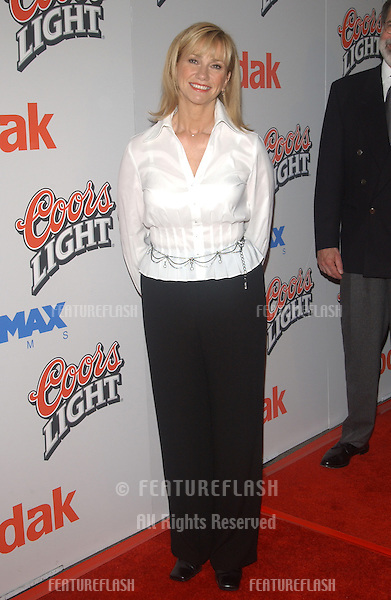 Actress KATHY BAKER at the Los Angeles premiere of her new movie Cold Mountain..December 7, 2003