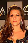 Gretchen Wilson.at the 38th CMA (Country Music Association) in Nashville, Nov 9th, 2004. Photos by Chris Walter.