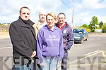 Jermiah O'Sulivan, Risteard O'Fuarain, Cillian Shannon and Mags Shanahan.