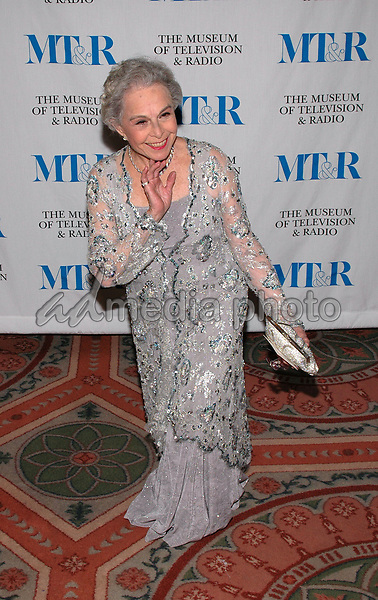 26 May 2005 - New York, New York - Marge Champion arrives at The Museum of Television and Radio's Annual Gala where Merv Griffin is being honored for his award winning career in radio and television.<br />