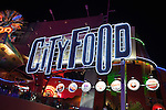 Cityfood Food Court at Universal CityWalk Hollywood in Los Angeles, CA, USA