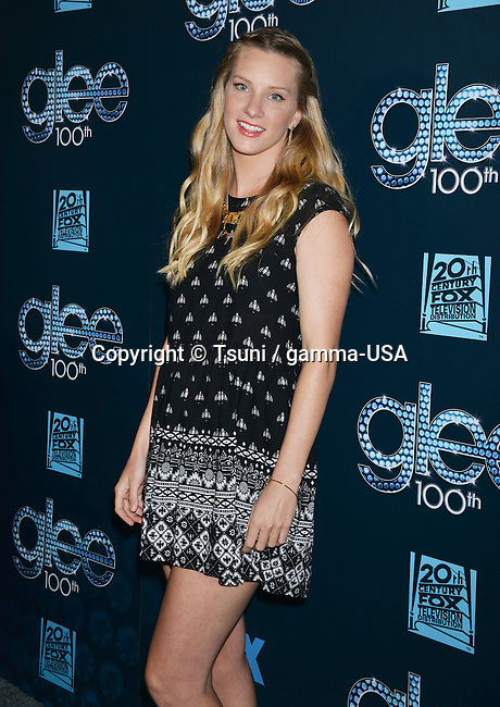 Heather Morris 206 at the GLEE 100th Episode at the Chateau Marmont in Los Angeles.