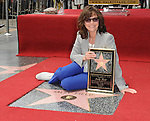 Sally Field Honored with Hollywood Star