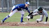 Howell at Lakeland, Varsity Baseball, 4/11/16