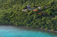 Annaberg Ruins<br /> Virgin Islands National Park<br /> St. John, US Virgin Islands