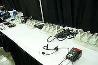 Radio charging stations