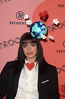 LOS ANGELES, CA - DECEMBER 04: Cocovan at Refinery29 Presents 29Rooms Los Angeles 2018: Expand Your Reality at The Reef on December 4, 2018 in Los Angeles, California. <br /> CAP/MPI/DE<br /> &copy;DE//MPI/Capital Pictures