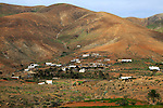 Rural settlement, Veja de Rio Palmas, Fuerteventura, Canary Islands, Spain