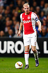 Nederland, Amsterdam, 5 november 2015<br /> Europa League<br /> Seizoen 2015-2016<br /> Ajax-Fenerbahce (0-0)<br /> Davy Klaassen, aanvoerder van Ajax, in actie met bal