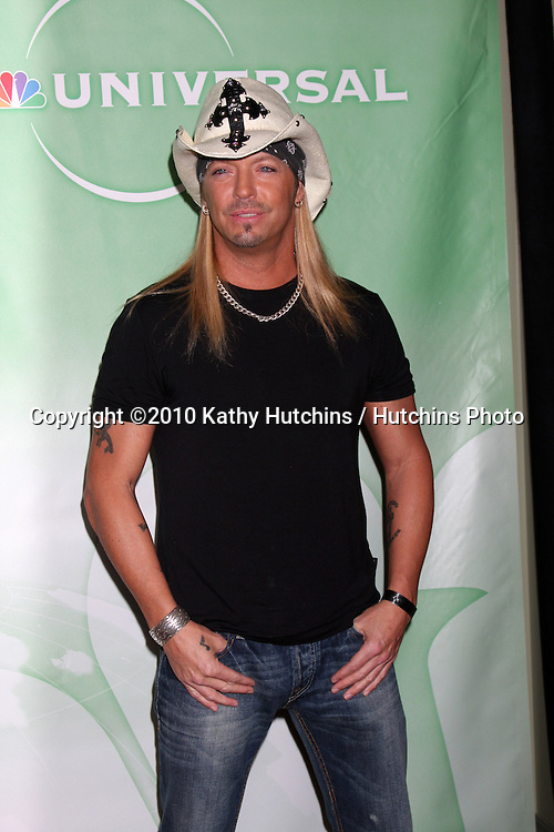 Brett Michaels.arriving at the 2010 Winter NBC TCA Party .Langford Hotel.Pasadena, CA.January 10, 2010.©2010 Kathy Hutchins / Hutchins Photo....