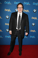 BEVERLY HILLS, CA - FEBRUARY 3: Jon Favreau at the 70th Annual DGA Awards at The Beverly Hilton Hotel in Beverly Hills, California on February 3, 2018. <br /> CAP/MPI/FS<br /> &copy;FS/MPI/Capital Pictures