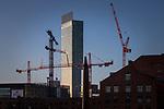 27/02/2014 Manchester Skyline