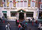 AWFP86 Chinatown Soho London England