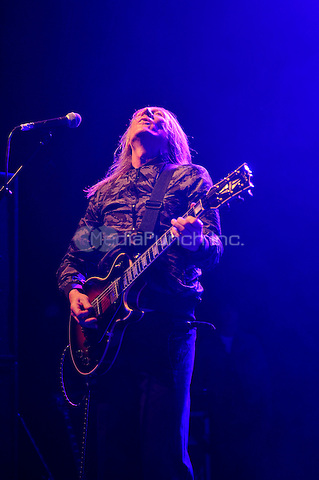 LONDON, ENGLAND - DECEMBER 21: Ian McKean of 'Balaam and The Angel' performing at Shepherd's Bush Empire on December 21, 2016 in London, England.<br /> CAP/MAR<br /> &copy;MAR/Capital Pictures /MediaPunch ***NORTH AND SOUTH AMERICAS ONLY***