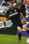 30 October 2004: Joshua Gros. DC United defeated the MetroStars 2-0 at RFK Stadium in Washington, DC in the second leg of their Major League Soccer Eastern Conference Semifinal playoff series. United eliminated the MetroStars 4-0 on aggregate goals..