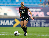 Rachel Buehler.  The USWNT defeated Canada, 1-0, at Suwon World Cup Stadium in Suwon, South Korea, to win the Peace Queen Cup.