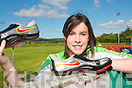 TOP STAR: Eilish Fitzpatrick from Gneeveguilla Athletic Club who has represented Ireland on two occasions this season.   Copyright Kerry's Eye 2008