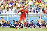 Eden Hazard (BEL), JUNE 22, 2014 - Football / Soccer : FIFA World Cup Brazil 2014 Group H match between Belgium 1-0 Russia at the Maracana stadium in Rio de Janeiro, Brazil. (Photo by AFLO)