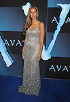 """HOLLYWOOD, CA. - December 16: Leona Lewis attends the Los Angeles premiere of """"Avatar"""" at Grauman's Chinese Theatre on December 16, 2009 in Hollywood, California."""