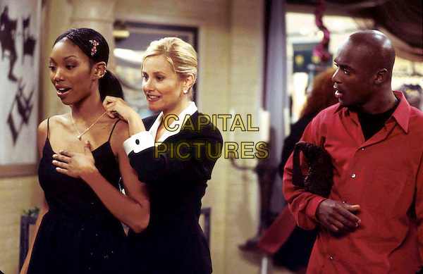 BRANDY, MAUREEN MCCORMICK & LAMONT BENTLEY.in Moesha.Filmstill - Editorial Use Only.Ref: FB.www.capitalpictures.com.sales@capitalpictures.com.Supplied By Capital Pictures.