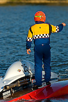 "Tom Thompson, A-25 ""Fat Chance"", 2.5 Mod hydroplane"