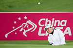 Lin Tzu-Chi of Chinese Taipei plays a shot at the 14th hole during Round 2 of the World Ladies Championship 2016 on 11 March 2016 at Mission Hills Olazabal Golf Course in Dongguan, China. Photo by Victor Fraile / Power Sport Images
