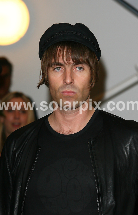 **ALL ROUND PICTURES FROM SOLARPIX.COM**.**WORLDWIDE SYNDICATION RIGHTS**.Liam Gallagher arrives at Pretty Green Pop-Up Shop - launch reception in Carnaby Street on Thursday 29 July , 2010 in London.This pic:    Liam Gallagher.JOB REF:    11799   LNJ     DATE:   29.07.10.**MUST CREDIT SOLARPIX.COM OR DOUBLE FEE WILL BE CHARGED**.**MUST NOTIFY SOLARPIX OF ONLINE USAGE**.**CALL US ON: +34 952 811 768 or LOW RATE FROM UK 0844 617 7637**