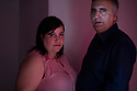 Spain - Vacarisses - Portait of Oscar Luis Romero Lomas, 53 and Montserrat Roldan Perdigones, 50. In 1987, Oscar Luis Romero Lomas and Montserrat Roldan Perdigones were expecting their first baby. Roldan Perdigones was 18 and had undergone several prenatal check-ups, including two ultrasounds that had detected nothing anomalous.The baby was born in the early morning of the 28th of July 1987 at the Hospital Vall d'Hebron, in Barcelona. Roldan Perdigones was being assisted by a woman - she doesn't know if she was a midwife or a nurse - who took away the baby as soon as he was born. The mother only had him on her lap during the cut of the umbilical cord - the baby looked hairy and small. Oscar Luis Romero Lomas was waiting downstairs and had no news about the delivery. Around 6 in the morning, a doctor told him the baby was sick - he was diagnosed with diaphragmatic hernia - and urgently needed surgery. The operation went well, but the baby never recovered. He gradually lost pulse until he died 29 hours later, with Romero Lomas constantly on his side.Only after the baby had died the two parents had the chance to finally be reunited and understand what had happened. The mother had not seen the baby after delivery and the father had not seen him at birth, but according to the two recounts the baby who had undergone surgery - and who was later given to the couple for burial - looked much bigger than the one the mother had given birth to.