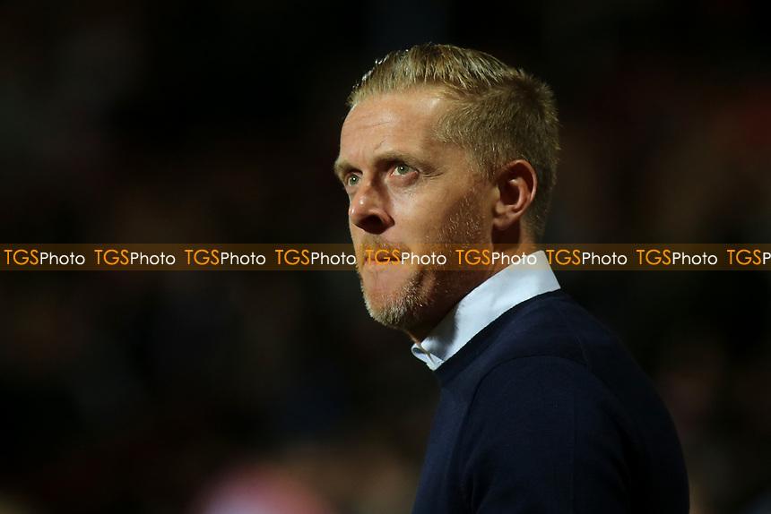 Birmingham City Manager, Garry Monk during Brentford vs Birmingham City, Sky Bet EFL Championship Football at Griffin Park on 2nd October 2018