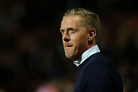 Birmingham City Manager, Garry Monk during Brentford vs Birmingham City, Sky Bet EFL Championship Football at Griffin Park on 2nd October 2018