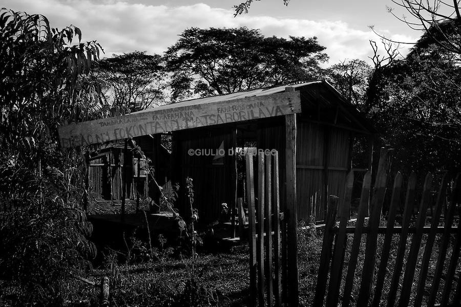 Matsaborilava considered the head quarter for the Cocoa thiefs in the region.