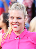 WESTWOOD, LOS ANGELES, CA, USA - JUNE 10: Busy Philipps at the World Premiere Of Columbia Pictures' '22 Jump Street' held at the Regency Village Theatre on June 10, 2014 in Westwood, Los Angeles, California, United States. (Photo by Xavier Collin/Celebrity Monitor)