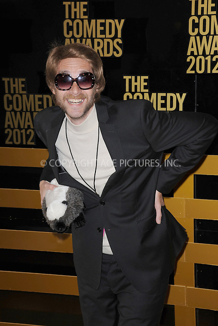 WWW.ACEPIXS.COM . . . . . .April 28, 2012...New York City....Randall arriving to attend The Comedy Awards 2012 at Hammerstein Ballroom on April 28, 2012  in New York City ....Please byline: KRISTIN CALLAHAN - ACEPIXS.COM.. . . . . . ..Ace Pictures, Inc: ..tel: (212) 243 8787 or (646) 769 0430..e-mail: info@acepixs.com..web: http://www.acepixs.com .