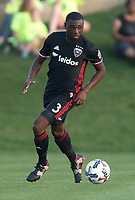 Boyds, MD. - Tuesday, June 13 2017: DC United defeated Christos FC 4-1 in a US Open Cup fourth round match at the Maryland SoccerPlex.