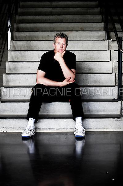 Volleyball coach Vital Heynen (Belgium, 30/05/2012)