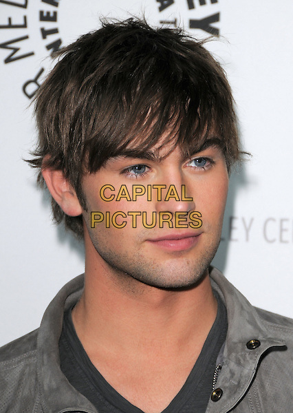 CHASE CRAWFORD.attends The 25th Annual William S. Paley Television Festival -Gossip Girl Cast in person held at The Arclight Cinemas in Hollywood, California, USA, March 22nd 2008                                                                     .portrait headshot .CAP/DVS.©Debbie VanStory/Capital Pictures