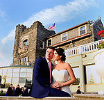 Sara and John's Tarrytown House Wedding