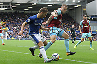 Nikola Vlasic of Everton during the Premier League match between Everton and Burnley at Goodison Park on October 1st 2017 in Liverpool, England. <br /> Calcio Everton - Burnley Premier League <br /> Foto Phcimages/Panoramic/insidefoto