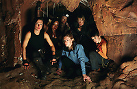 The Descent (2005) <br /> Shauna Macdonald, Natalie Mendoza, Nora-Jane Noone, Alex Reid, Saskia Mulder &amp; MyAnna Buring<br /> *Filmstill - Editorial Use Only*<br /> CAP/KFS<br /> Image supplied by Capital Pictures