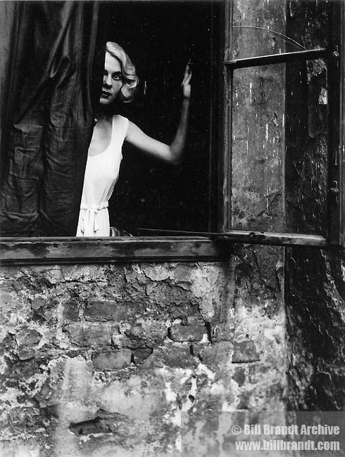 Woman in Hamburg, 1930s