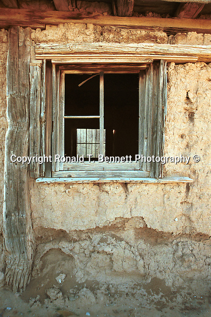 window, adobe window, old window, old house window, Arizona, State of Arizona, Southwest, desert, 48th State, Last of contiguous states, Phoenix, Scottsdale, Grand Canyon, Indian reservations, four corners, desert landscape, exrophyte, western United States, Southwest, Mountains, plateaus, ponderosa pines, Colorado River,  Mountain lion, Navajo Nation, No daylight savings time, Arizona Territory, Arizona, Fine Art Photography by Ron Bennett, Fine Art, Fine Art photography, Art Photography, Copyright RonBennettPhotography.com ©